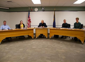 photo of Blaine County School District Board of Trustees