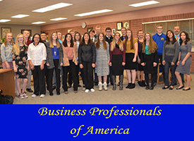 BPA Goes to the Regional Competition
