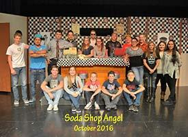 Drama Department presents Soda Shop Angel