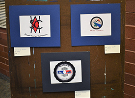Art Portfolio Display 10-30-19