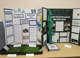 Idaho Invent projects displayed.