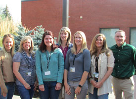 Please welcome our new staff members to Hailey Elementary School!