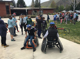 Experiencing Disabilities
