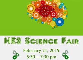 Science Fair Night