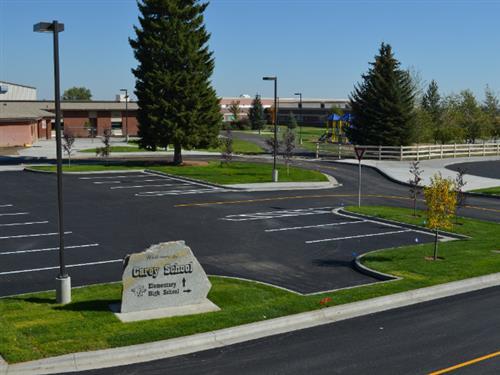 photo of Carey School