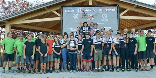 Mountain Bike Team - State Champions