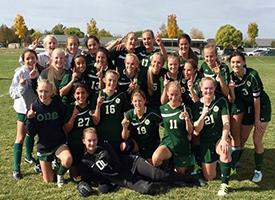 Girls Soccer Headed to State