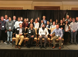 photo of students at sun valley economic development summit