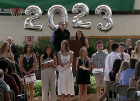 8th Grade Advancement Ceremony