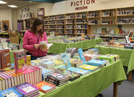 Thank you for making WRMS Bookfair a big success.