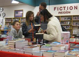 WRMS Book Fair Starts November 6th