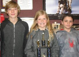 Middle School Chess Club Takes Home Top Honors