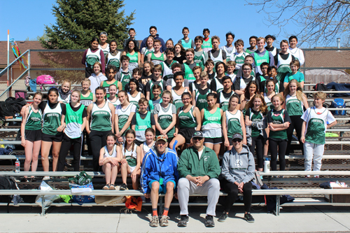 WRMS2019Track Team