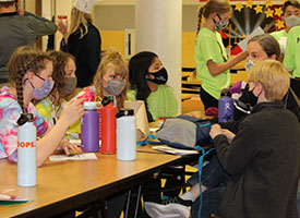 WRMS Students Compete in Idaho Battle of the Books