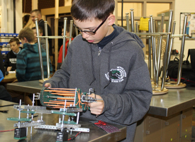 Blaine County Bots Cultivates 21st Century Skills in Students