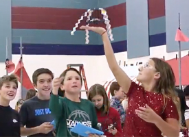 WRMS Students Participate in Drone Pilot Program