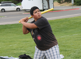 Whiffle Ball Player