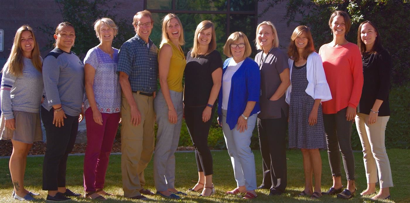 WRHS Counseling Staff Picture