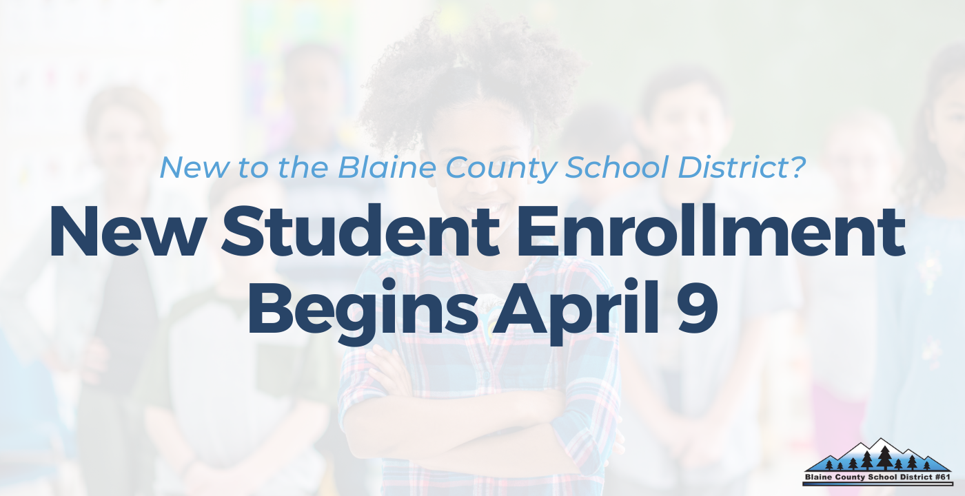 New Student Enrollment for the 2021-22 School Year Begins April 9