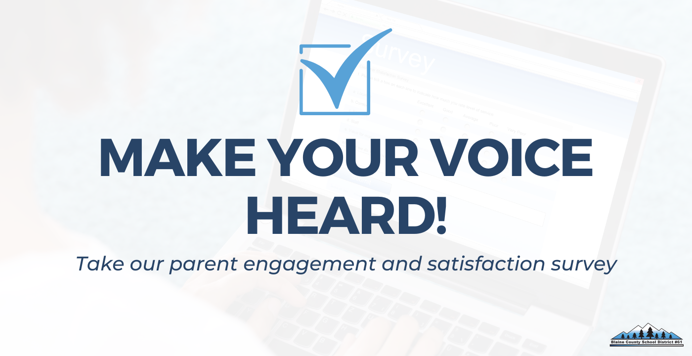 Take the BCSD Parent Engagement Survey!