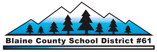 logo for Blaine County School District