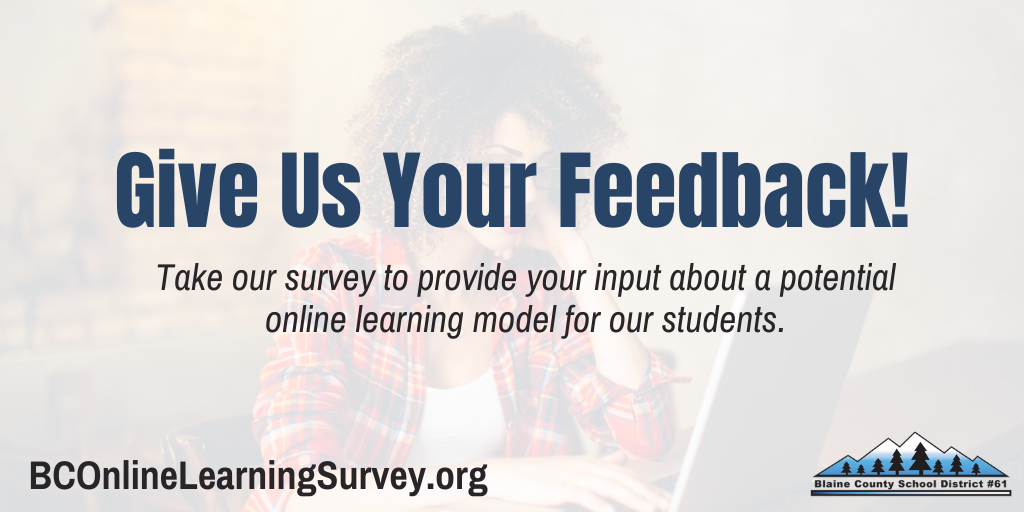 Take Our Survey on Online Learning