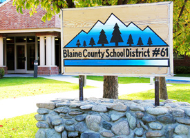 Blaine County School District Office