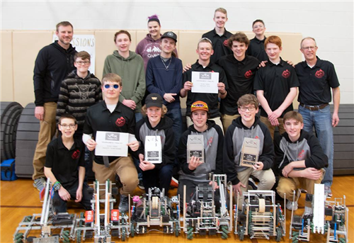 Wood River Robotics Team
