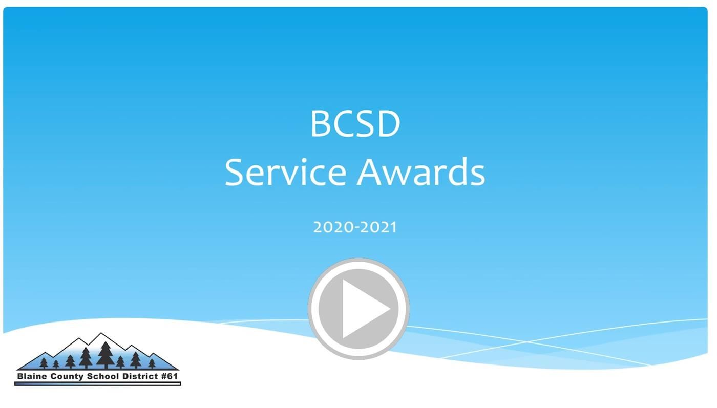 Years of Service Recognition Video