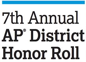 BCSD One of Four in Idaho to Earn a Spot on the AP District Honor Roll