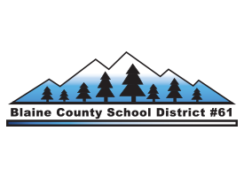 Blaine County School District Logo