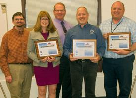NOAA'S National Weather Service Recognizes BCSD