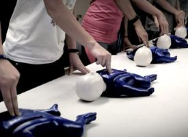 Students Prepare to Save Lives Through CPR Training