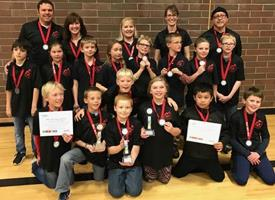 Robotics Teams Headed to State