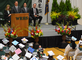 Wood River High School Graduation