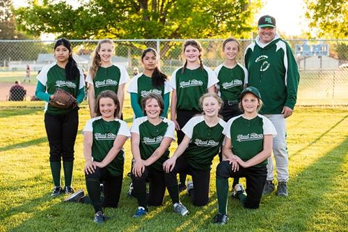 WRMS Girls Softball