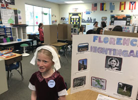 Live Historical Wax Museum