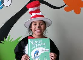 Dr. Seuss and Friends Celebrate Read Across America