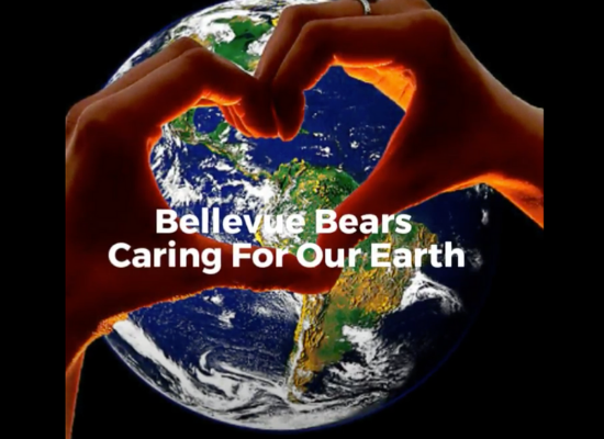 Bellevue Bears Caring For Our Earth