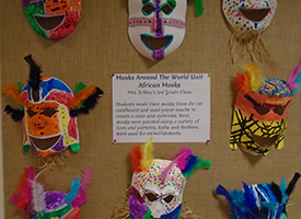 Masks Around the World Part 2